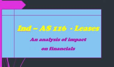 Ind - AS 116  Leases