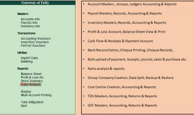 Learn Tally ERP.9 Step by Step