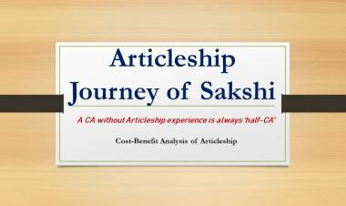 Articleship: the Journey is more important than the Destination