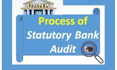 Process of Statutory Audit of Banks