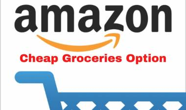 Why buying few Groceries on Amazon is a wise decision